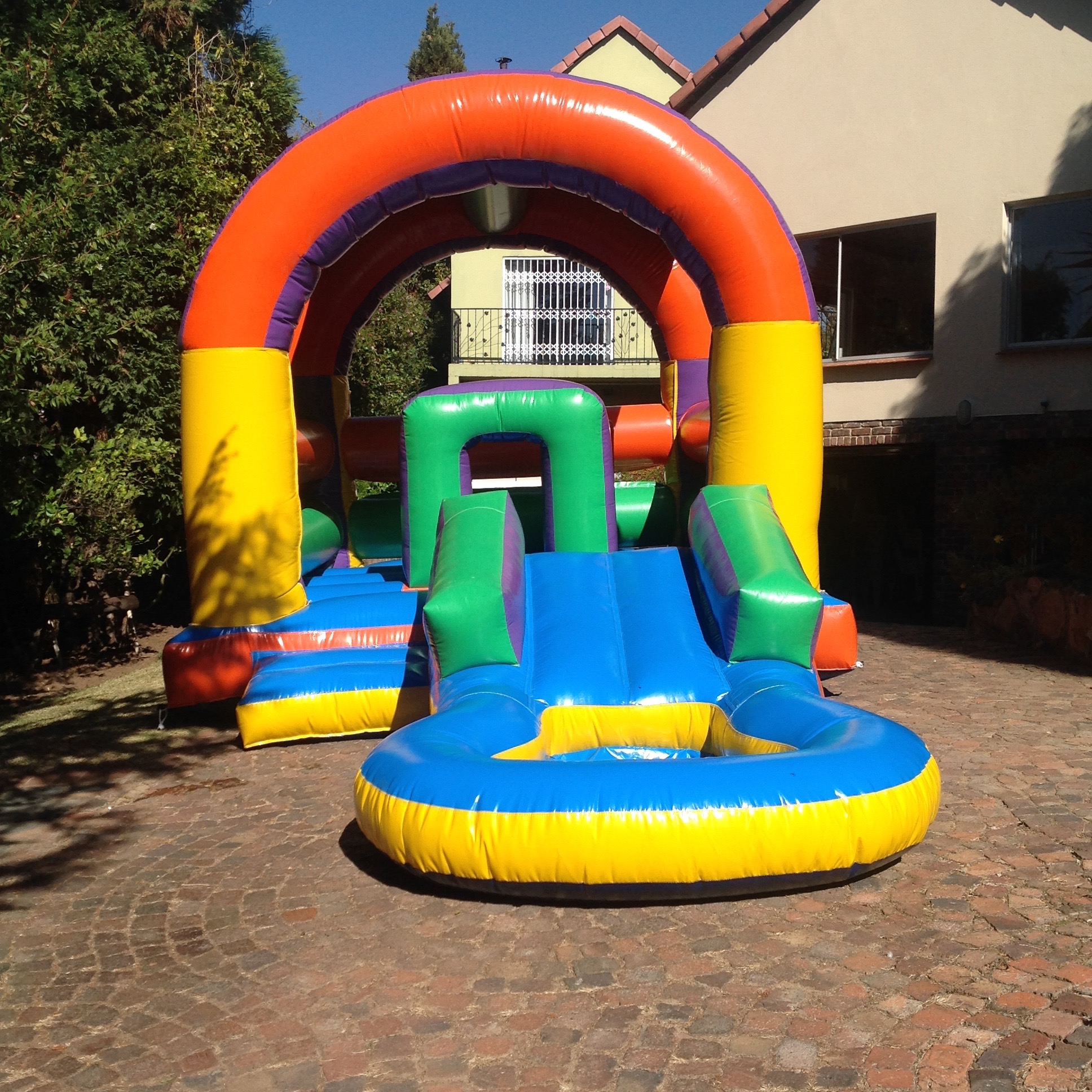 Cool Kids 4in1 6.5mx4m jumping castle