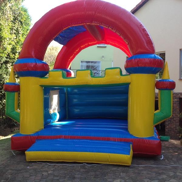 Castle Academy 4mx 4m jumping castles