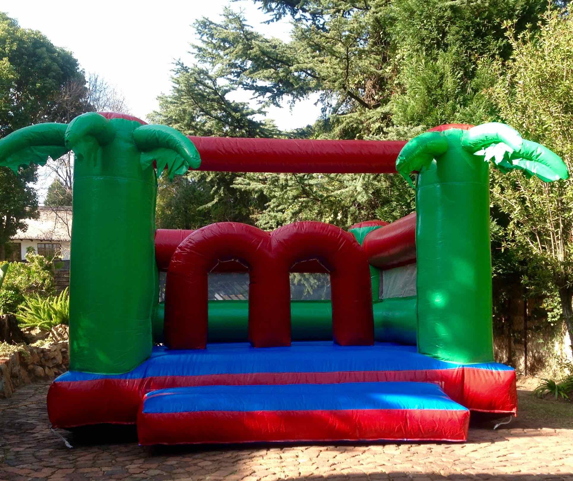 Jumping Castle Jungle Jumper